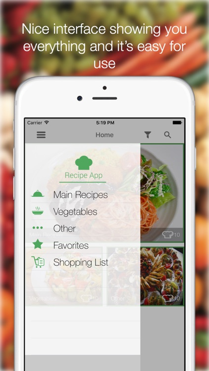 Healthy Lunch Recipes - Find All Easy Recipes screenshot-3