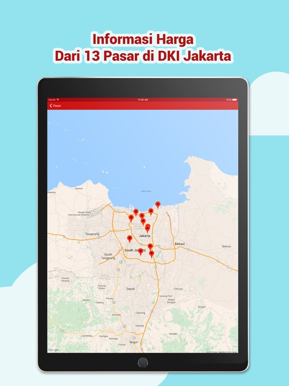 Info Pangan Jakarta Mobile-ipad-0