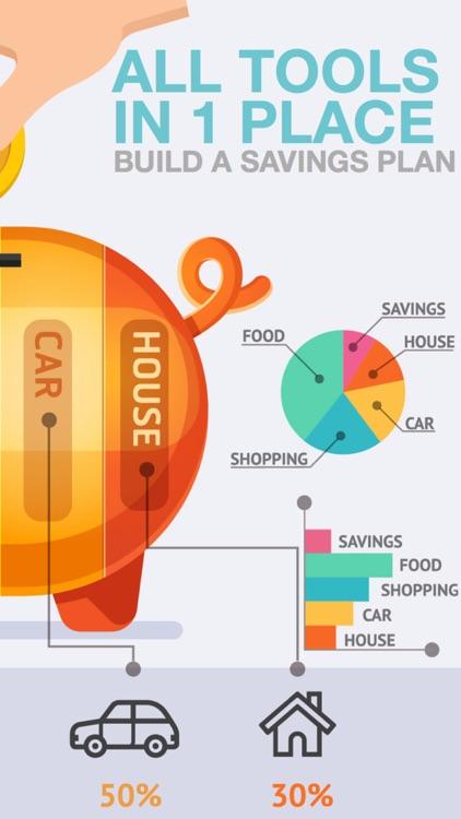Budget Calculator - Personal Financial Planning Money Manager screenshot-0
