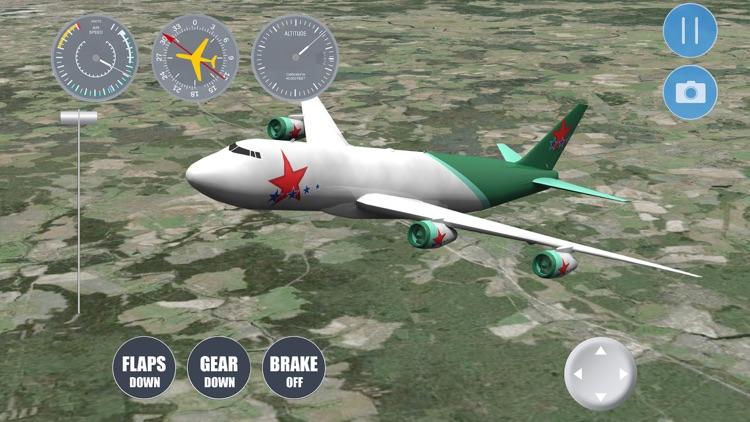 Moscow Flight Simulator screenshot-4