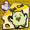 猫捉老鼠的游戏保护奶酪。