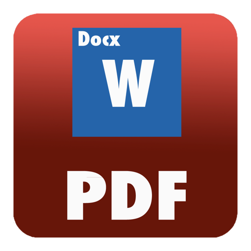 Word to PDF - for Micosoft word to PDF