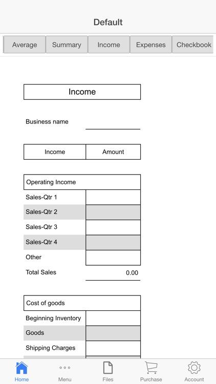 Company Budget screenshot-3