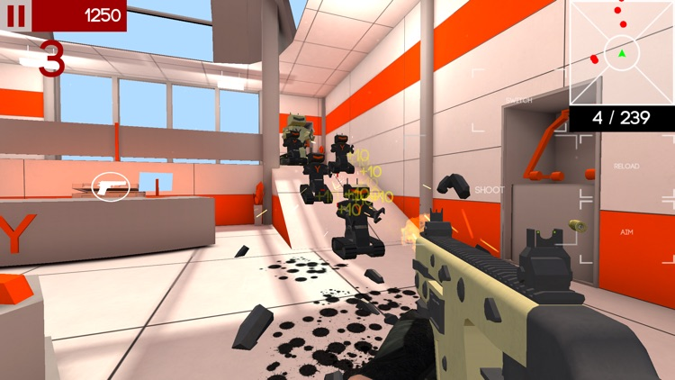 ROBOTS 3D screenshot-3