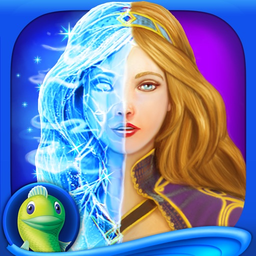 Living Legends: Frozen Beauty - A Hidden Object Fairy Tale icon