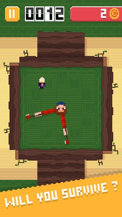 Fly O'Clock - Endless Jumper Survival screenshot-4