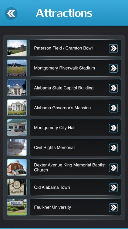 Montgomery City Travel Guide