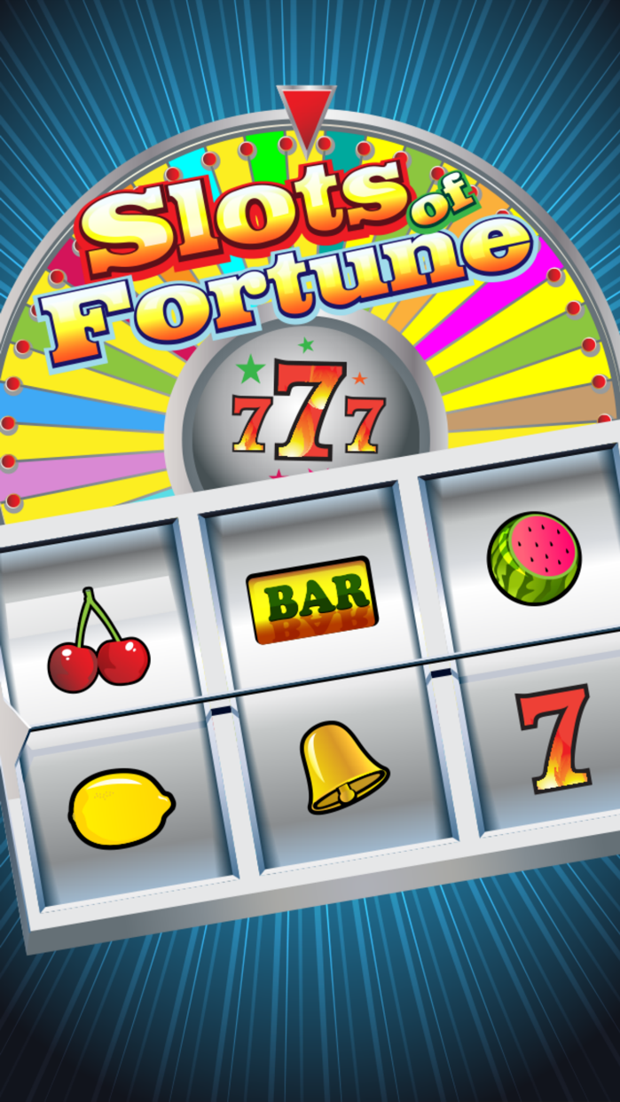 Spin To Win Slots of Fortune - Spin And Win The Fortune Wheel Casino Screenshot