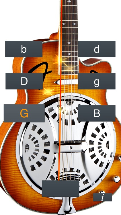 Dobro Tuner Simple screenshot-0