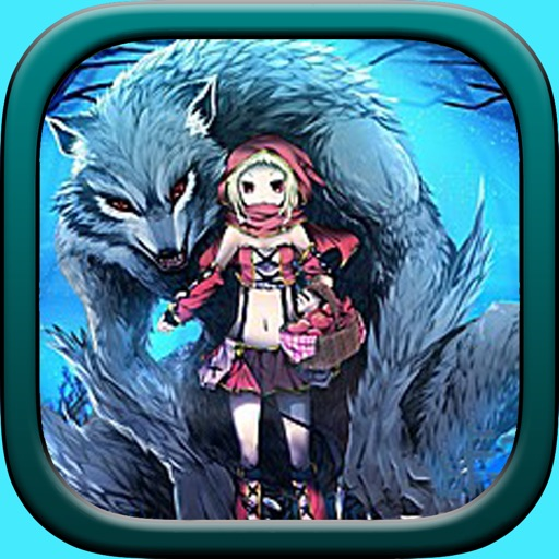 Escape Forest - Help Red Run Faster Than The WOLF!