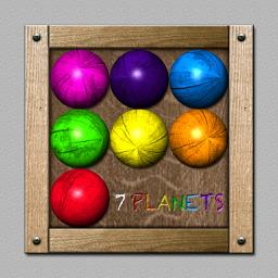 Ícone do app 7 Planets