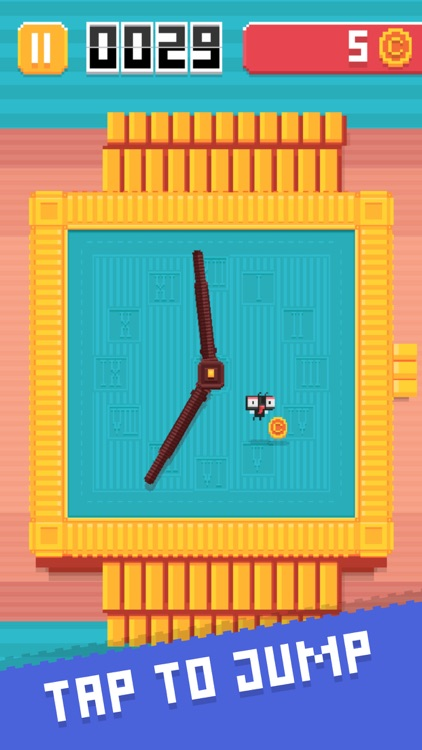 Fly O'Clock - Endless Jumper Survival