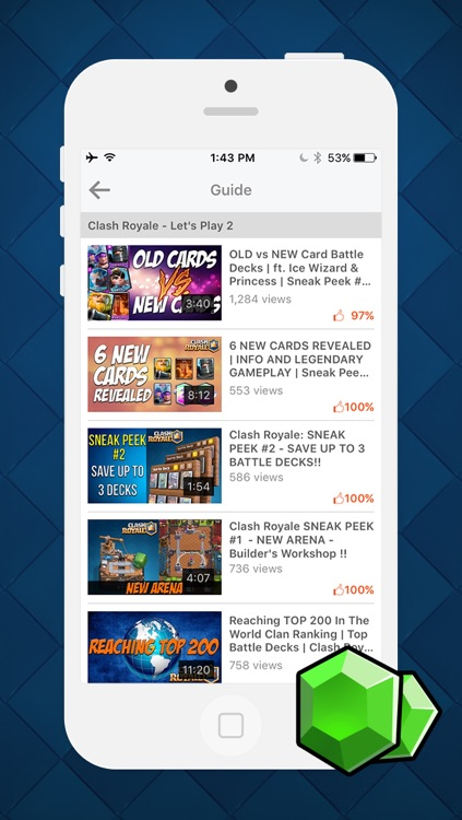 Free Gems Guide for Clash Royale - Cheats, Walkthrough screenshot-3