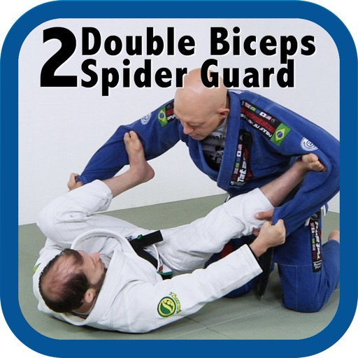 BJJ Spider Guard Volume 2, Double Biceps Spider Guard - Basic to Advanced