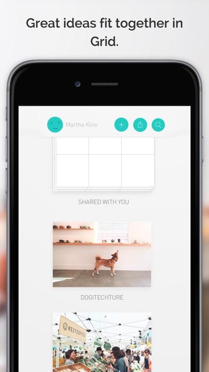 Grid - Multiplayer Creative Workspace screenshot-0