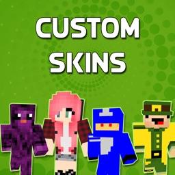 All Custom Skins 2 for Minecraft Pocket Edition