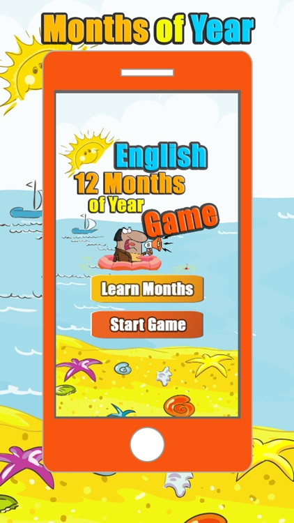 English Vocabulary Exercises Month Word Quiz Games by Punika