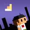 ziyong li - PanicBoy go - Pixel man run artwork