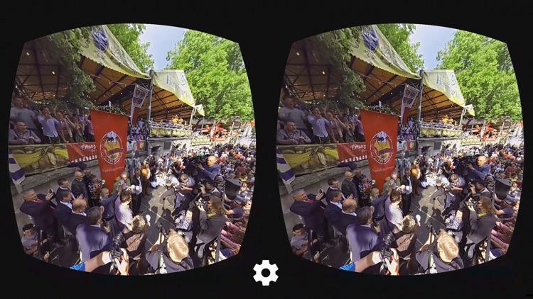 VR Erlanger Bergkirchweih 360° Video screenshot-4