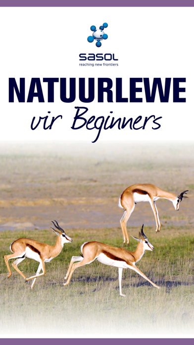 Sasol Natuurlewe vir Beginners (Lite): Blitsfeite, foto's en video's van 46 Suider-Afrikaanse diereのおすすめ画像1