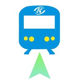 FindKaohsiungMetro - metro、City Bike、CBike navigation