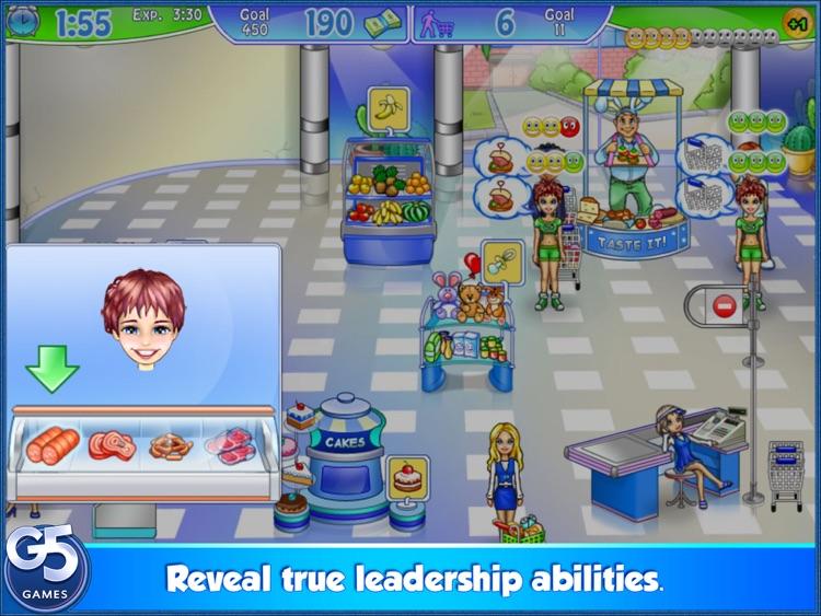 Supermarket Management HD (Full) screenshot-3