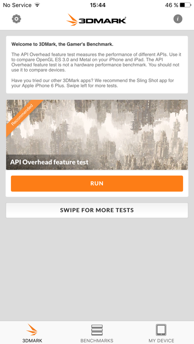 3DMark API Overhead Feature Testのおすすめ画像1