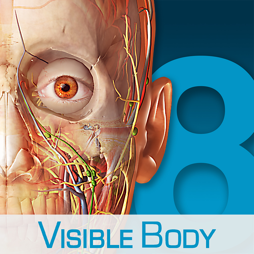 Atlas der menschlichen Anatomie - App - iTunes Deutschland | Chartoo