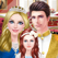 Princess Salon - Royal Family Dress Up & Makeover