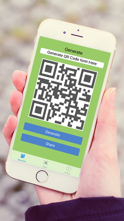 QRCode Toolbox: QR code, Data Matrix, BarCode generator & reader, to  generate, Share and save it  by Subrata Mazumder