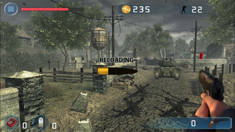 Super Gun - Sniper Shoot:A FPS action war shooting game screenshot-3