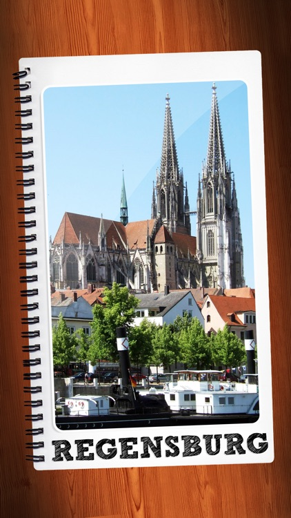 Regensburg Tourism Guide screenshot-0