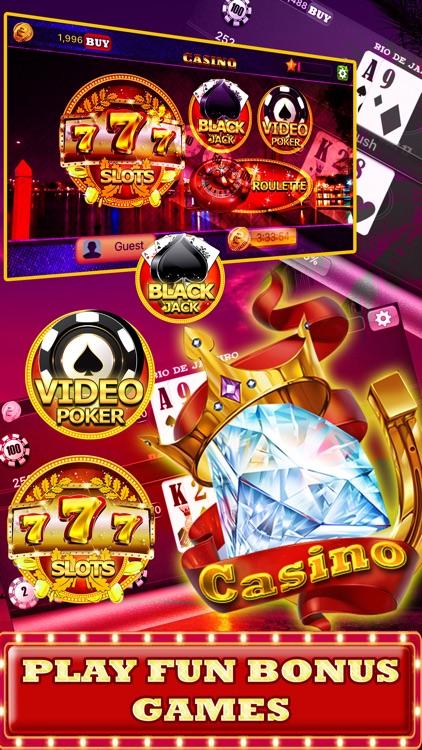 Double Diamond Casino Bash