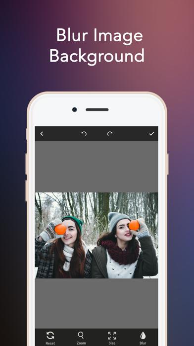 Blur Image Background - DSLR Camera Effect screenshot two