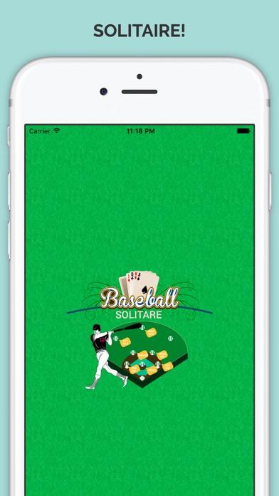Baseball Solitaire Perfect Card Inning Homerun Battle 16 Pro Screenshot