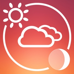 Cycle - Simple, Intuitive Weather with Sun & Moon Rise/Set Info