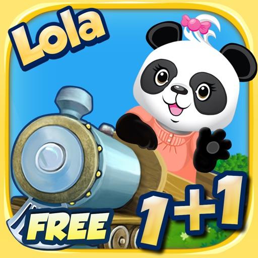 Lola и математический паровозик FREE