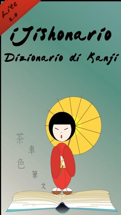 iJishonario-Dizionario Di Kanji Lite