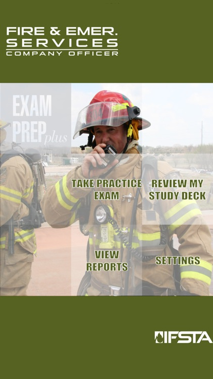 Fire and Emergency Services Company Officer 5th Edition Exam Prep Plus screenshot-0