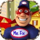 réparer la maison pour enfants relooking icon