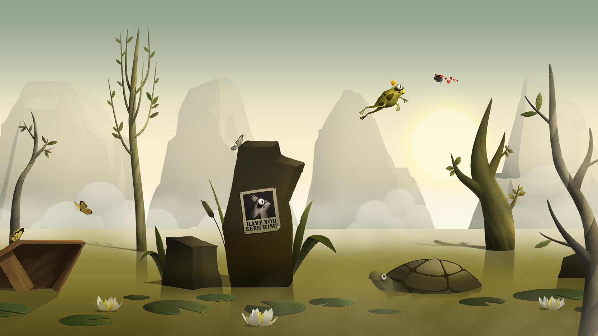 Runaway Toad screenshot 11