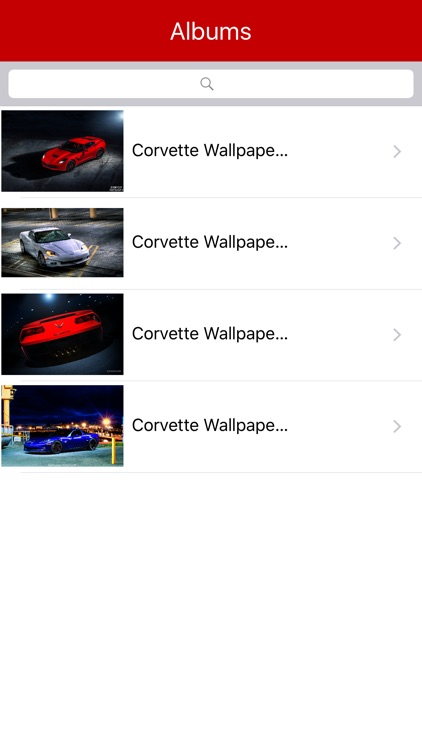 HD Car Wallpapers - Chevrolet Corvette Edition screenshot-3