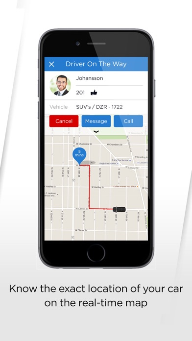 Screenshot #2 for myQcar- Car