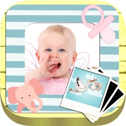 Photo frames for babies and kids for your album