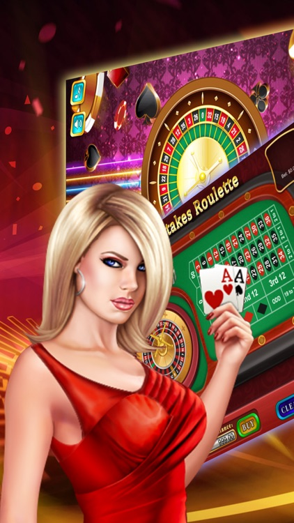 High Stakes Roulette - Casino Style