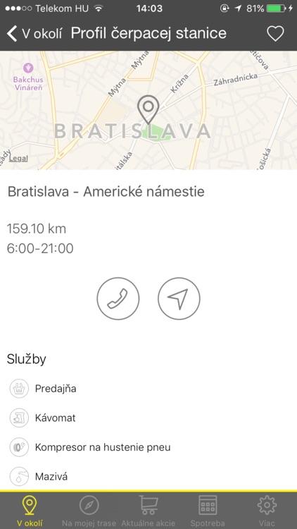Slovnaft – Šťastnú cestu