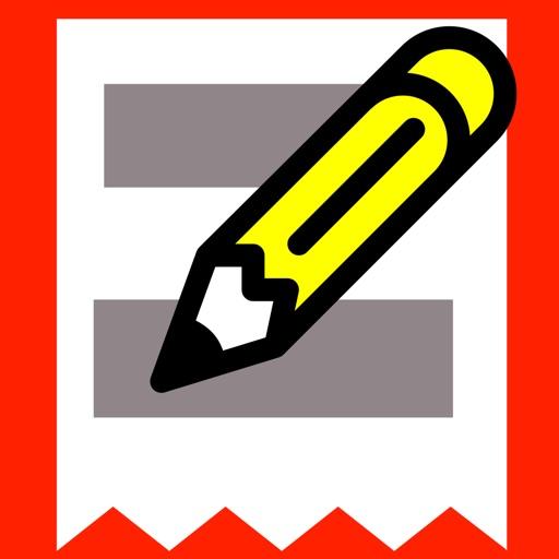 手書きのメモがすぐに買い物リストに-手書き!メモ帳