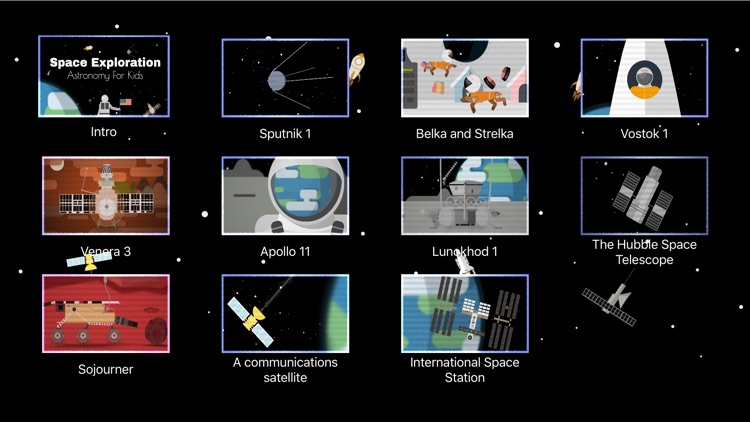 Space Exploration - Astronomy For Kids