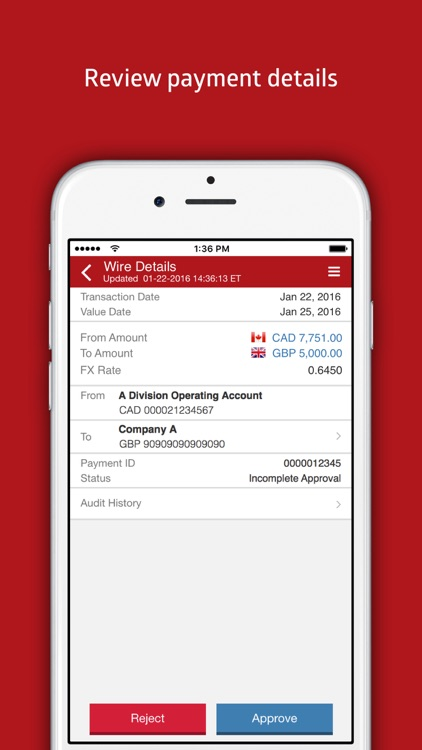 CIBC Mobile Business screenshot-3