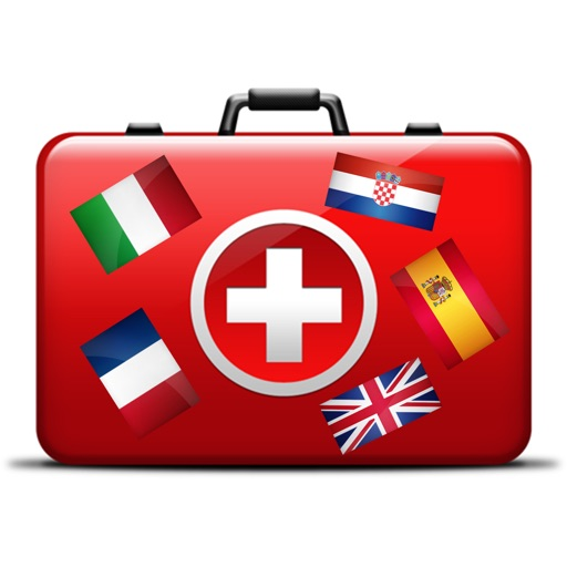 Medical Multilingual Dictionary for Travellers